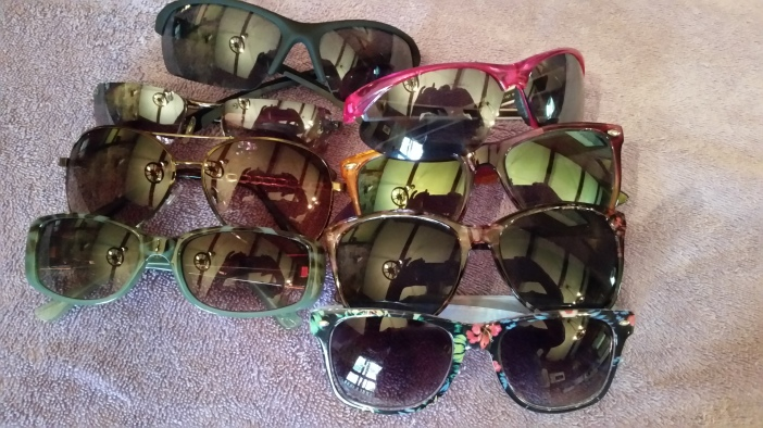 Pile of Shades